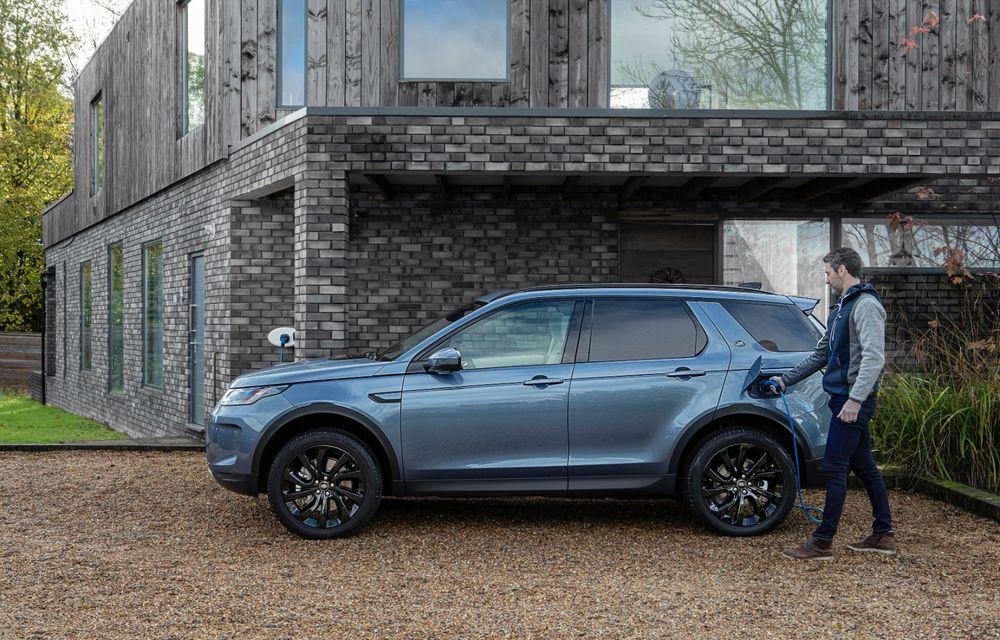 Range Rover Evoque și Land Rover Discovery Sport primesc versiuni plug-in hybrid: 309 CP și autonomie electrică de până la 66 de kilometri - Poza 23