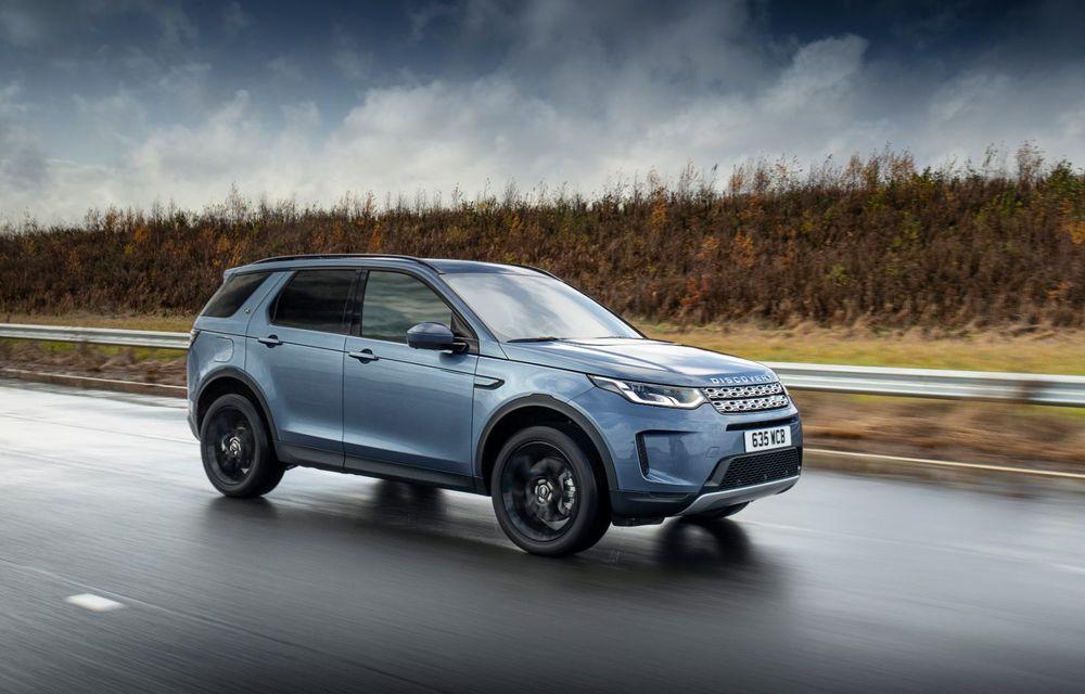 Range Rover Evoque și Land Rover Discovery Sport primesc versiuni plug-in hybrid: 309 CP și autonomie electrică de până la 66 de kilometri - Poza 20