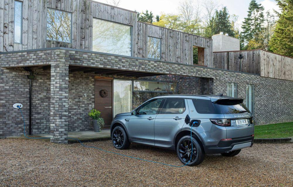 Range Rover Evoque și Land Rover Discovery Sport primesc versiuni plug-in hybrid: 309 CP și autonomie electrică de până la 66 de kilometri - Poza 26