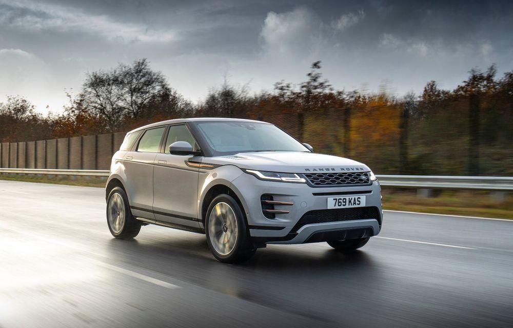 Range Rover Evoque și Land Rover Discovery Sport primesc versiuni plug-in hybrid: 309 CP și autonomie electrică de până la 66 de kilometri - Poza 2