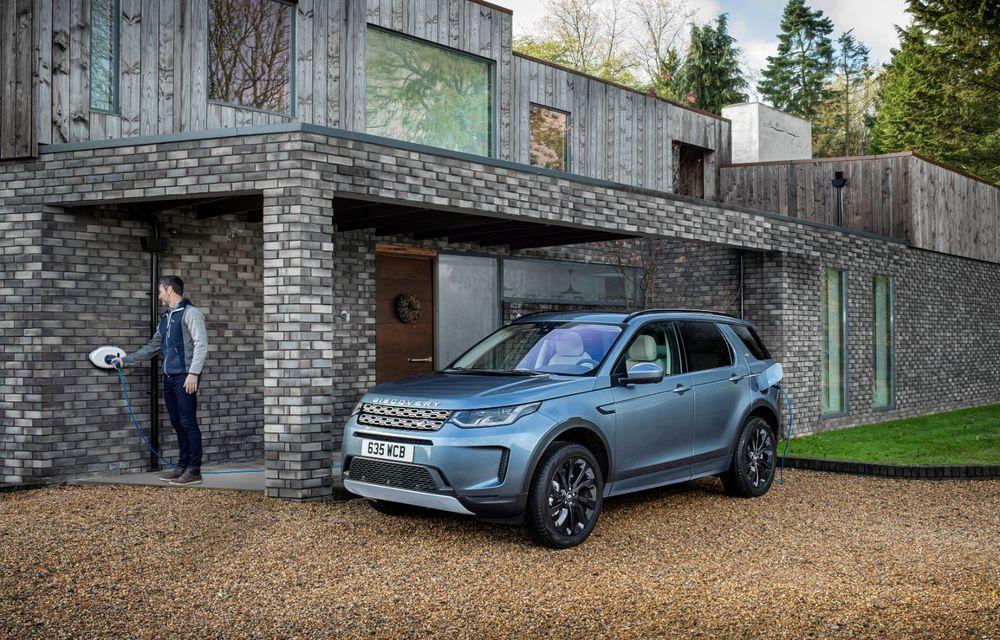 Range Rover Evoque și Land Rover Discovery Sport primesc versiuni plug-in hybrid: 309 CP și autonomie electrică de până la 66 de kilometri - Poza 25