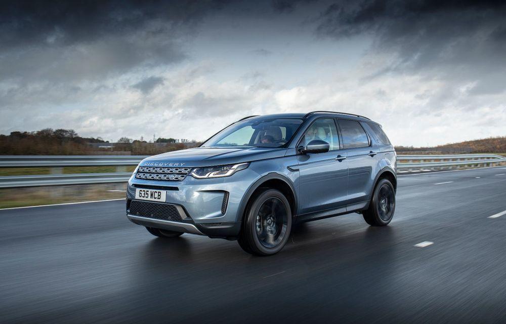Range Rover Evoque și Land Rover Discovery Sport primesc versiuni plug-in hybrid: 309 CP și autonomie electrică de până la 66 de kilometri - Poza 19