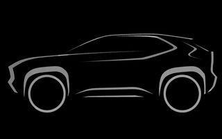 Toyota ar putea lansa noul SUV de clasă mică în 23 aprilie: modelul va avea la bază arhitectura lui Yaris