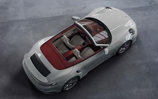 Tratament special pentru gama 911: divizia Porsche Exclusive Manufaktur lansează accesorii speciale pentru interior