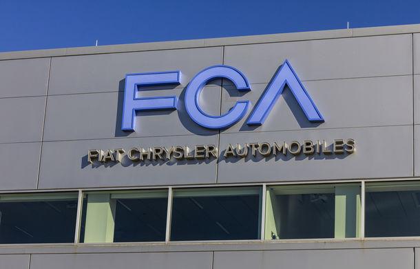 Fiat Chrysler a cheltuit aproape 8 miliarde de euro de la începutul crizei COVID-19: grupul mai dispune de o linie de credit de 3.5 miliarde de euro - Poza 1