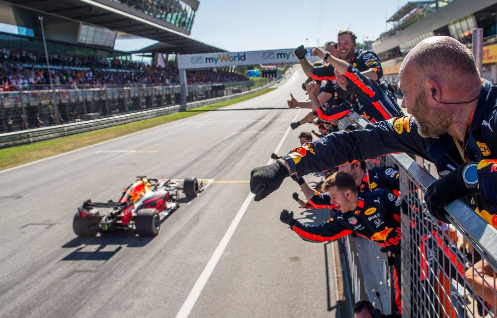 Austria vrea să organizeze o cursă suplimentară de Formula 1: va avea loc miercuri, 8 iulie, la trei zile după cursa inaugurală din 5 iulie - Poza 1