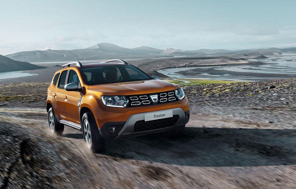 Vânzările Dacia au scăzut cu 40% la nivel global în primele trei luni: circa 110.000 de unități comercializate - Poza 1