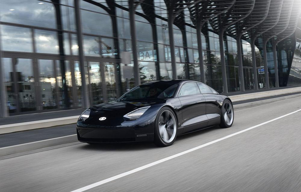 Conceptele Hyundai 45 și Prophecy vor avea versiuni de producție: noile modele electrice vor folosi aceeași arhitectură - Poza 1