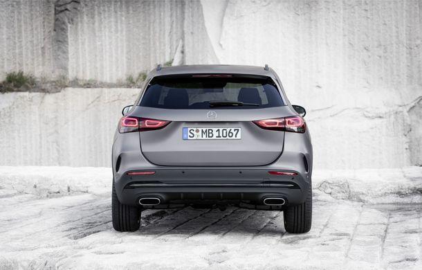 """Mercedes-Benz a prezentat oficial noul GLA în România: """"Gama noastră de SUV-uri compacte se adresează de acum atât tinerilor, cât și familiilor"""" - Poza 4"""