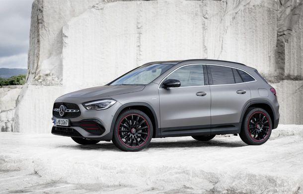 """Mercedes-Benz a prezentat oficial noul GLA în România: """"Gama noastră de SUV-uri compacte se adresează de acum atât tinerilor, cât și familiilor"""" - Poza 5"""