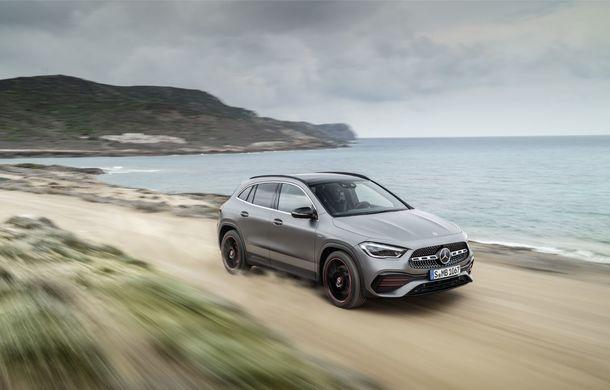 """Mercedes-Benz a prezentat oficial noul GLA în România: """"Gama noastră de SUV-uri compacte se adresează de acum atât tinerilor, cât și familiilor"""" - Poza 2"""