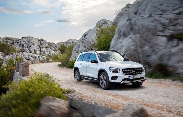 """Mercedes-Benz a prezentat oficial noul GLA în România: """"Gama noastră de SUV-uri compacte se adresează de acum atât tinerilor, cât și familiilor"""" - Poza 6"""