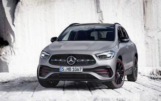 Mercedes-Benz a prezentat oficial noul GLA în România:
