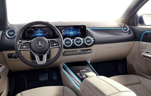 """Mercedes-Benz a prezentat oficial noul GLA în România: """"Gama noastră de SUV-uri compacte se adresează de acum atât tinerilor, cât și familiilor"""" - Poza 3"""