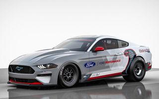 Ford prezintă Mustang Cobra Jet 1400: prototipul electric dedicat întrecerilor pe sfertul de milă va avea 1.400 CP și aproape 1.500 Nm