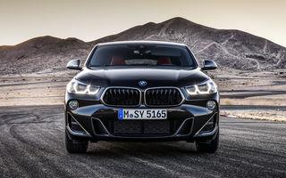 Informații despre viitorul BMW X2 facelift: modificări exterioare minore și îmbunătățiri pentru interior