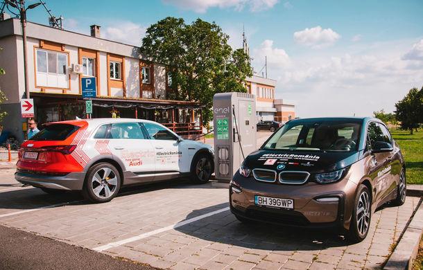 România are 400 de stații de încărcare pentru mașini electrice: doar 25% permit încărcarea rapidă a bateriei - Poza 1