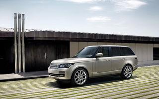 JLR a început testele cu noua generație Range Rover: viitorul model va fi prezentat în 2021