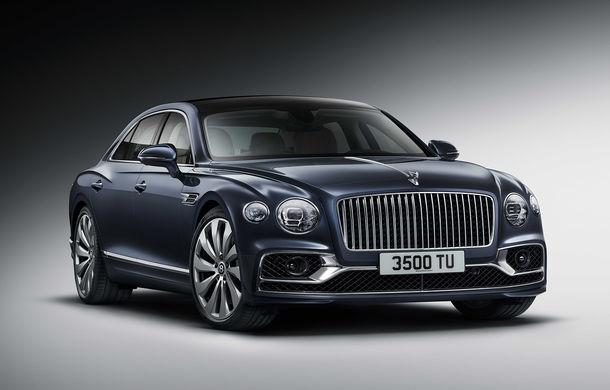 """Bentley a început livrările noului Flying Spur în China: """"Toți dealerii și-au deschis porțile"""" - Poza 1"""