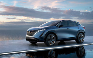 Informații neoficiale despre versiunea de serie a conceptului Nissan Ariya: SUV-ul electric va avea autonomie de aproape 500 de kilometri
