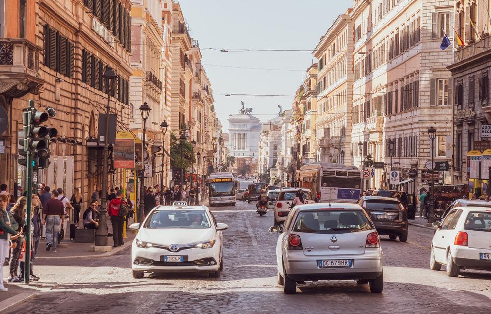 Primele estimări pentru piața auto europeană în luna aprilie: înmatriculările au scăzut cu 98% în Italia - Poza 1