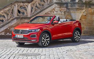 Povestea din spatele lui Volkswagen T-Roc Cabrio: