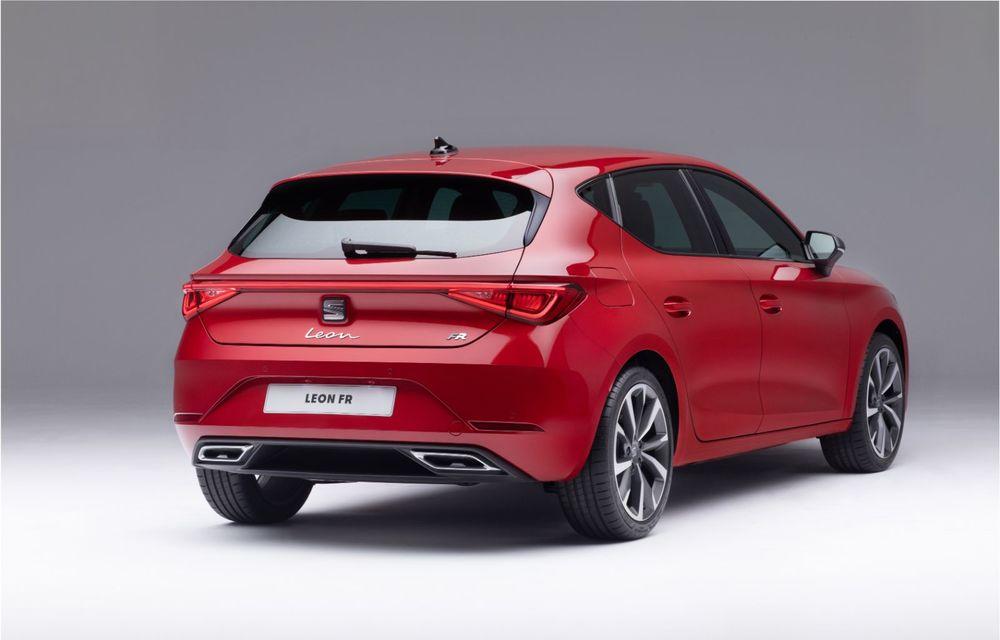 Noul Seat Leon este disponibil și în România: prețurile hatchback-ului compact pornesc de la 17.000 de euro - Poza 4