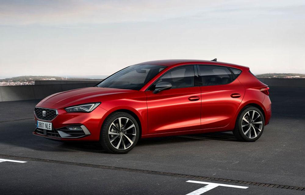 Noul Seat Leon este disponibil și în România: prețurile hatchback-ului compact pornesc de la 17.000 de euro - Poza 1