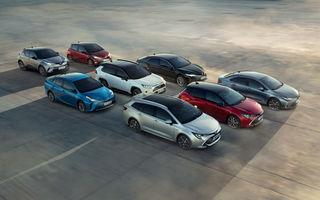 Sărbătoare la Toyota: constructorul japonez a vândut 15 milioane de hibrizi de la lansarea lui Prius în 1997