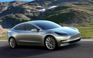Performanță istorică pentru o mașină electrică: Tesla Model 3, locul al doilea în topul celor mai înmatriculate modele în Europa în luna martie