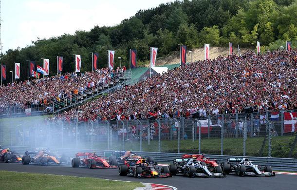 Germania, Ungaria și Olanda se alătură negocierilor pentru noul calendar al Formulei 1: sezonul ar putea începe în 5 iulie în Austria - Poza 1