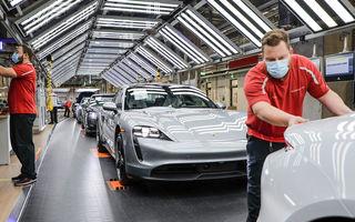 Porsche va relua producția în uzinele din Zuffenhausen și Leipzig în 4 mai: nemții au pregătit măsuri speciale pentru protejarea angajaților