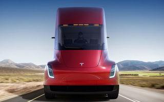 Tesla anunță un profit de 15 milioane de euro în primele trei luni ale anului: producția capului-tractor Semi, amânată pentru 2021