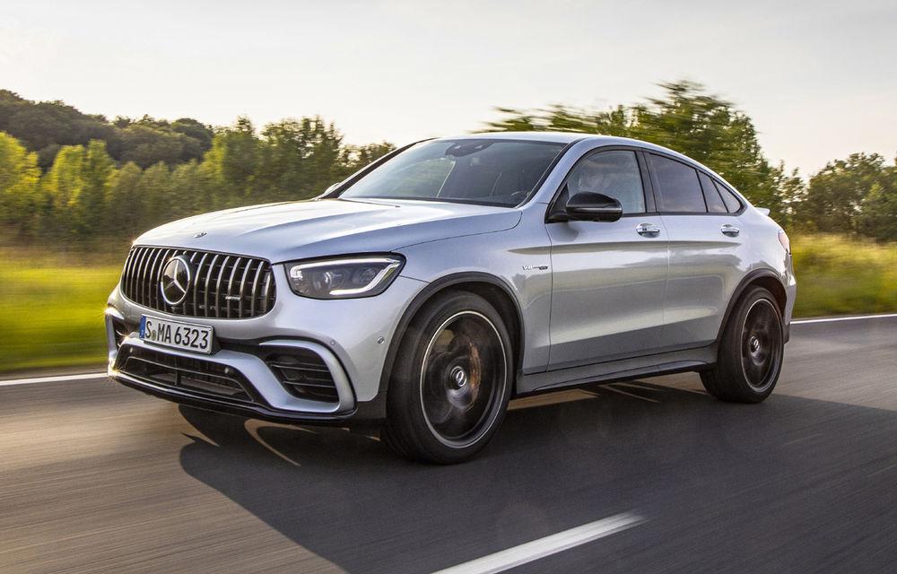 Vânzări premium la nivel global: Mercedes-Benz rămâne lider după primele trei luni ale anului, cu peste 477.000 de unități - Poza 1