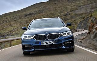 Video. Viitorul BMW Seria 5 Touring facelift, spionat pe Nurburgring: break-ul de clasă mare va fi lansat în cursul anului