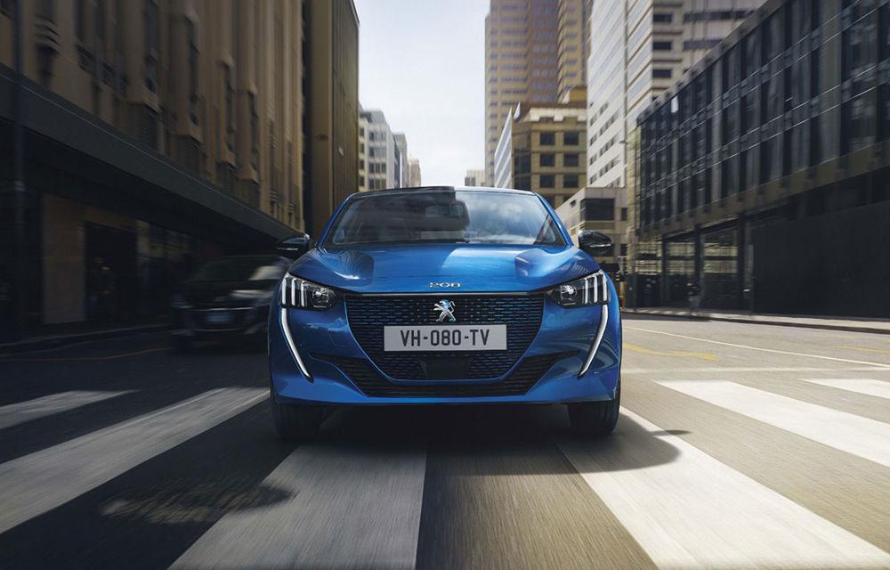 Peugeot nu exclude lansarea unui e-208 mai accesibil: modelul electric ar urma să aibă o baterie cu o capacitate mai mică - Poza 1