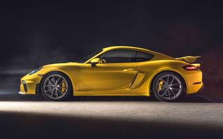 Video. Prototipul viitorului Porsche 718 Cayman GT4 RS, spionat pe Nurburgring: modelul ar urma să ofere aproape 500 CP