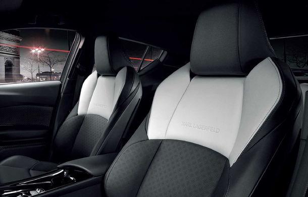 Toyota C-HR by Karl Lagerfeld: ediția specială a SUV-ului va fi disponibilă doar pe piața din Thailanda - Poza 4
