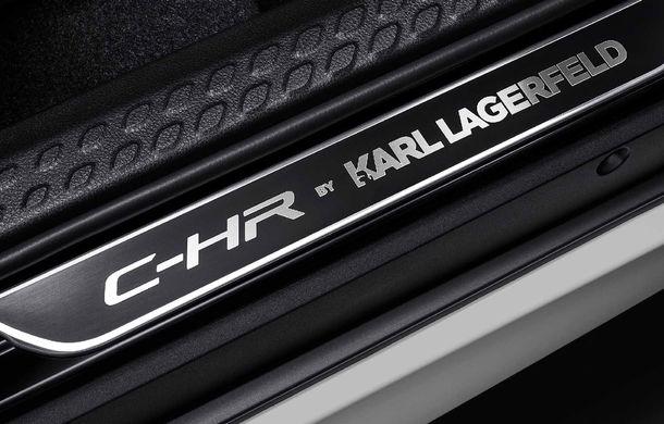 Toyota C-HR by Karl Lagerfeld: ediția specială a SUV-ului va fi disponibilă doar pe piața din Thailanda - Poza 5