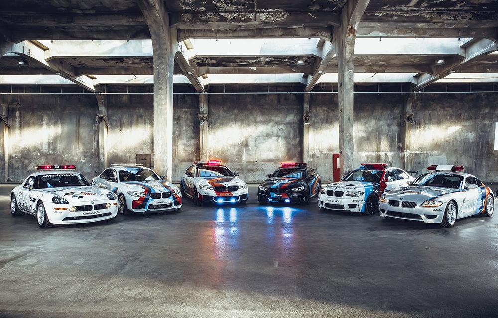 De peste 20 de ani în slujba siguranței: modelele BMW care de-a lungul timpului au îmbrăcat hainele de Safety Car - Poza 1