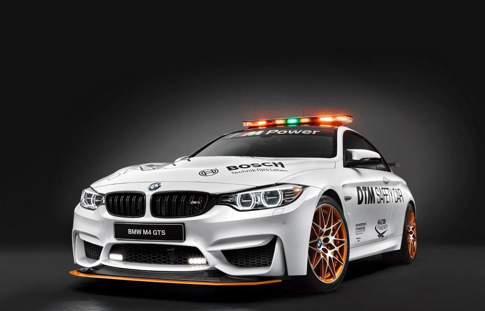 De peste 20 de ani în slujba siguranței: modelele BMW care de-a lungul timpului au îmbrăcat hainele de Safety Car - Poza 9