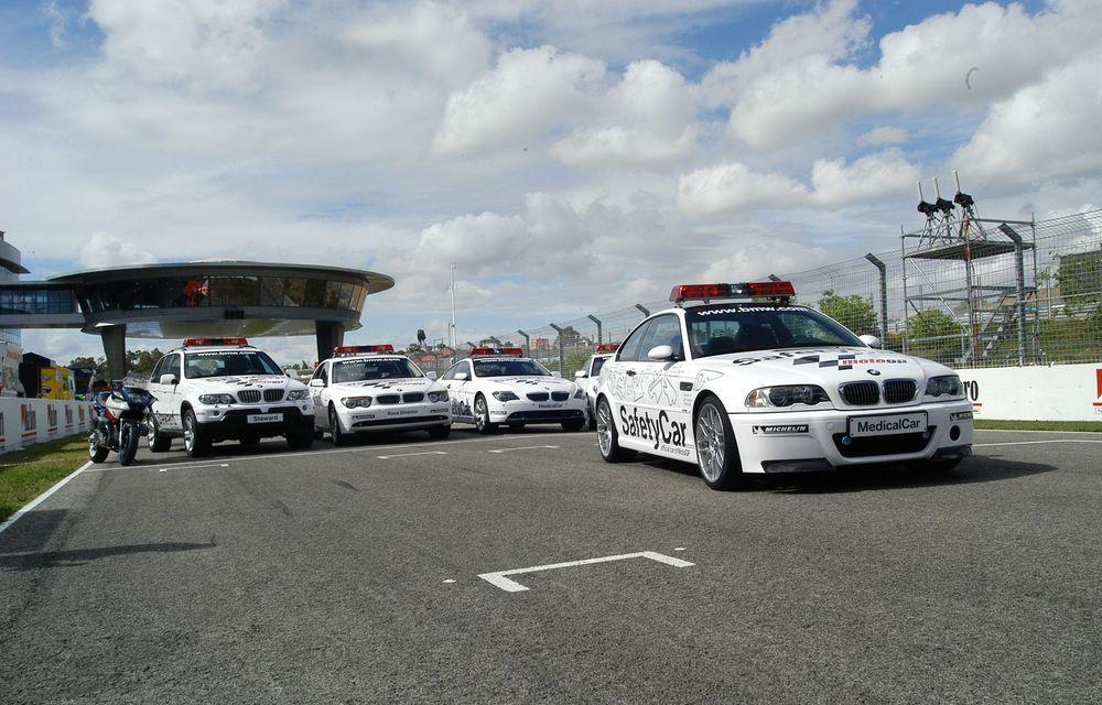De peste 20 de ani în slujba siguranței: modelele BMW care de-a lungul timpului au îmbrăcat hainele de Safety Car - Poza 4