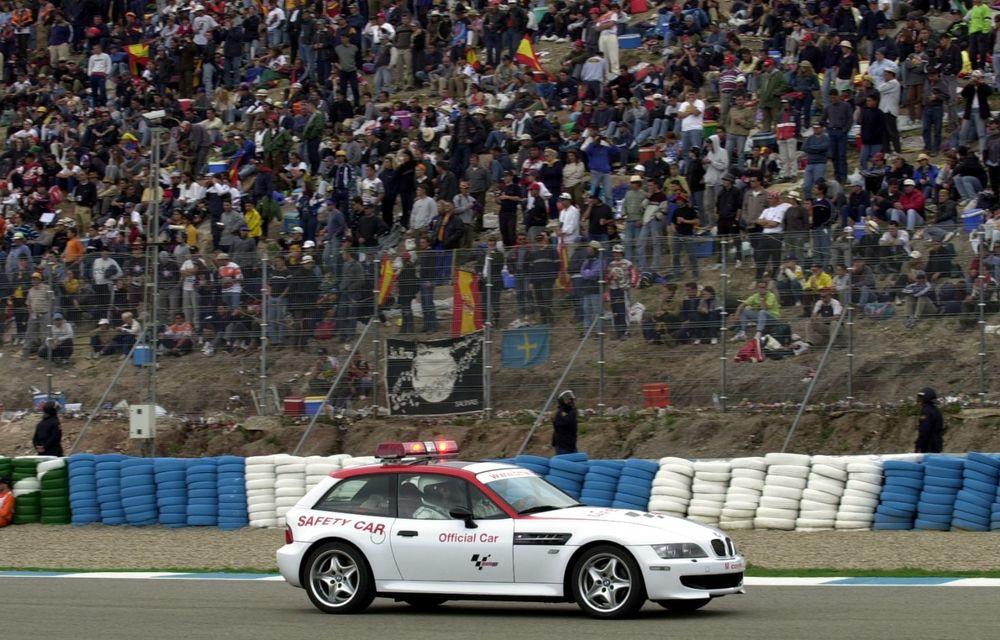 De peste 20 de ani în slujba siguranței: modelele BMW care de-a lungul timpului au îmbrăcat hainele de Safety Car - Poza 2