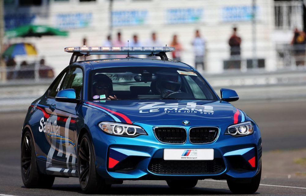 De peste 20 de ani în slujba siguranței: modelele BMW care de-a lungul timpului au îmbrăcat hainele de Safety Car - Poza 15
