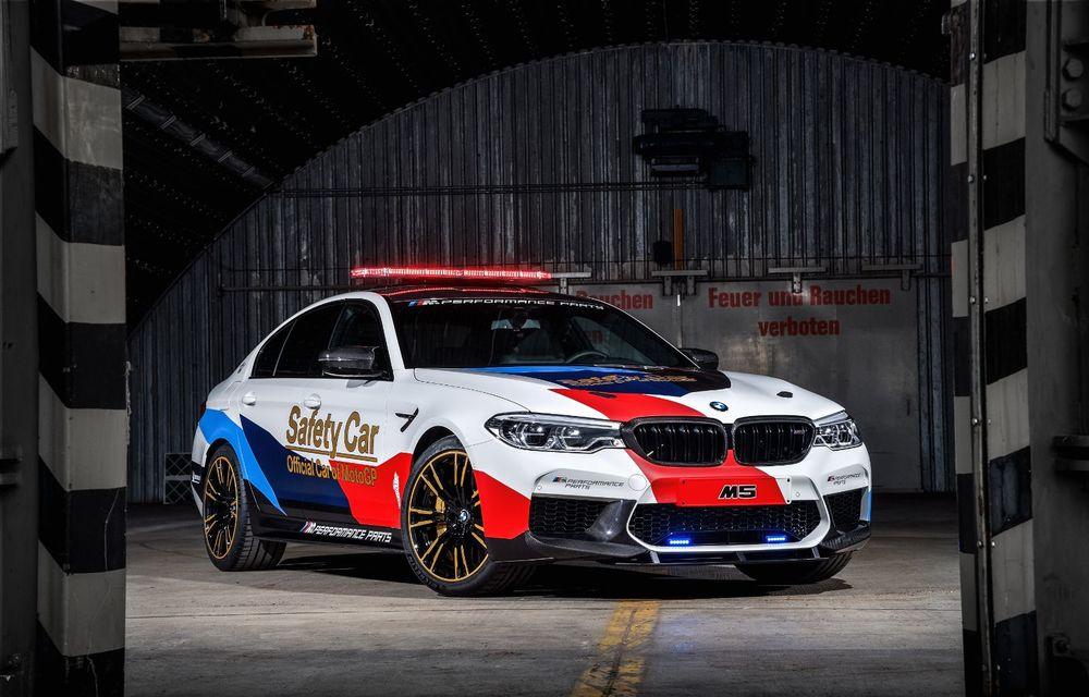 De peste 20 de ani în slujba siguranței: modelele BMW care de-a lungul timpului au îmbrăcat hainele de Safety Car - Poza 11