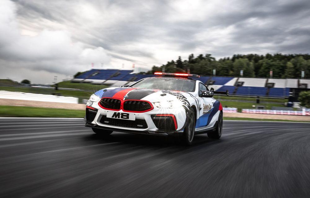 De peste 20 de ani în slujba siguranței: modelele BMW care de-a lungul timpului au îmbrăcat hainele de Safety Car - Poza 12