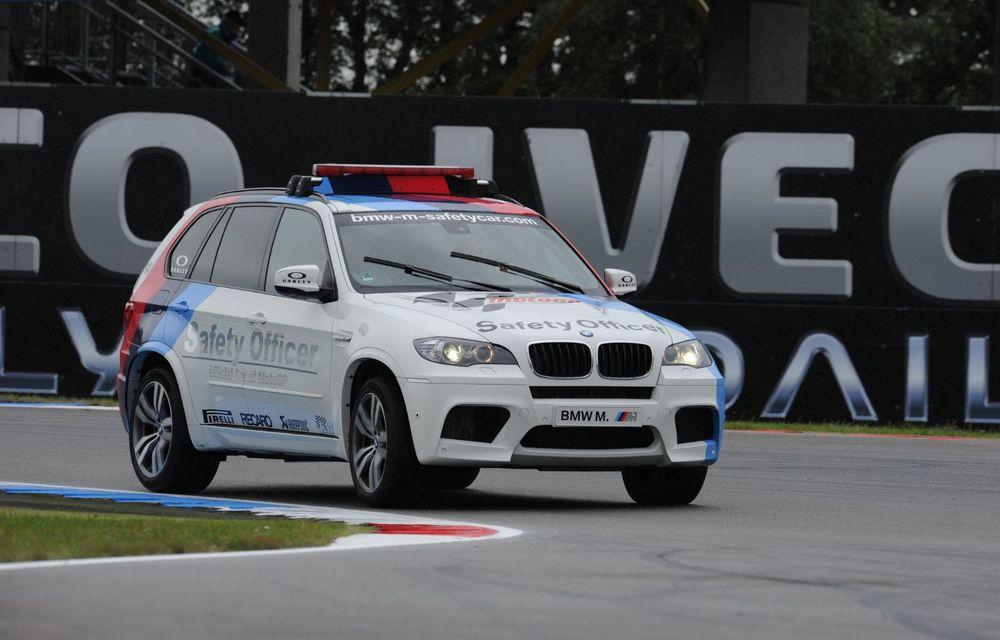 De peste 20 de ani în slujba siguranței: modelele BMW care de-a lungul timpului au îmbrăcat hainele de Safety Car - Poza 6