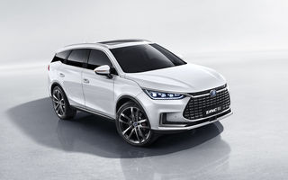 Constructorul chinez BYD intră pe segmentul mașinilor de pasageri din Europa: SUV-ul electric Tang EV600 va fi disponibil în Norvegia