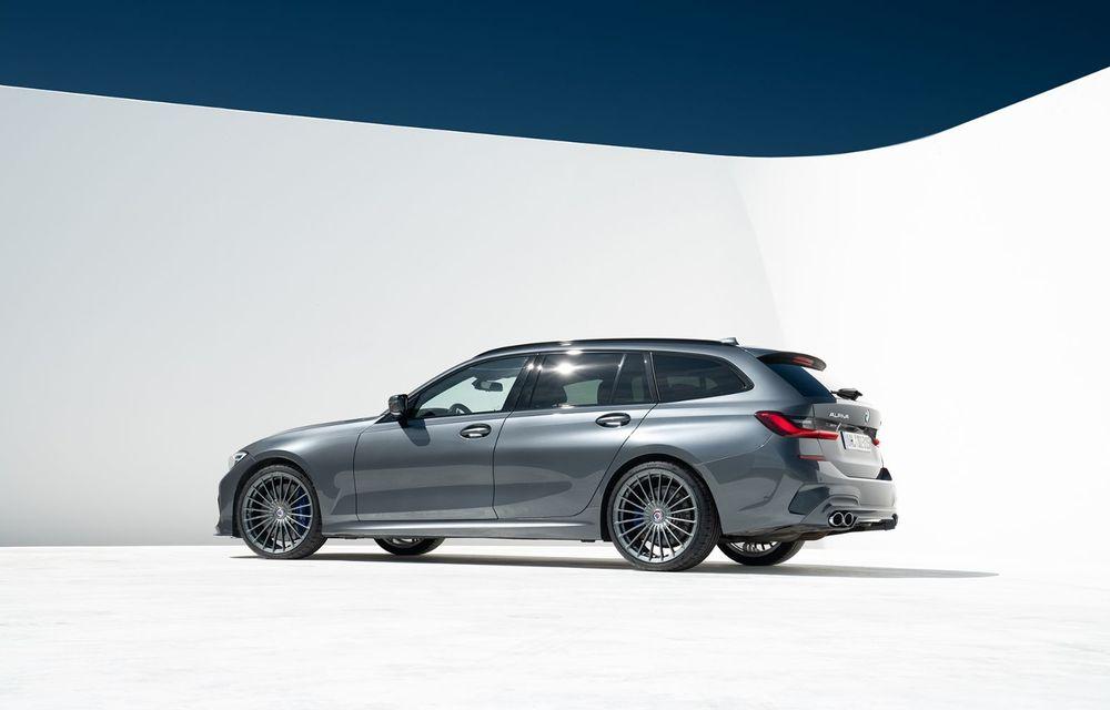 Alpina lansează noul D3 S: motor diesel de 3.0 litri cu 355 de cai putere și 730 Nm - Poza 11