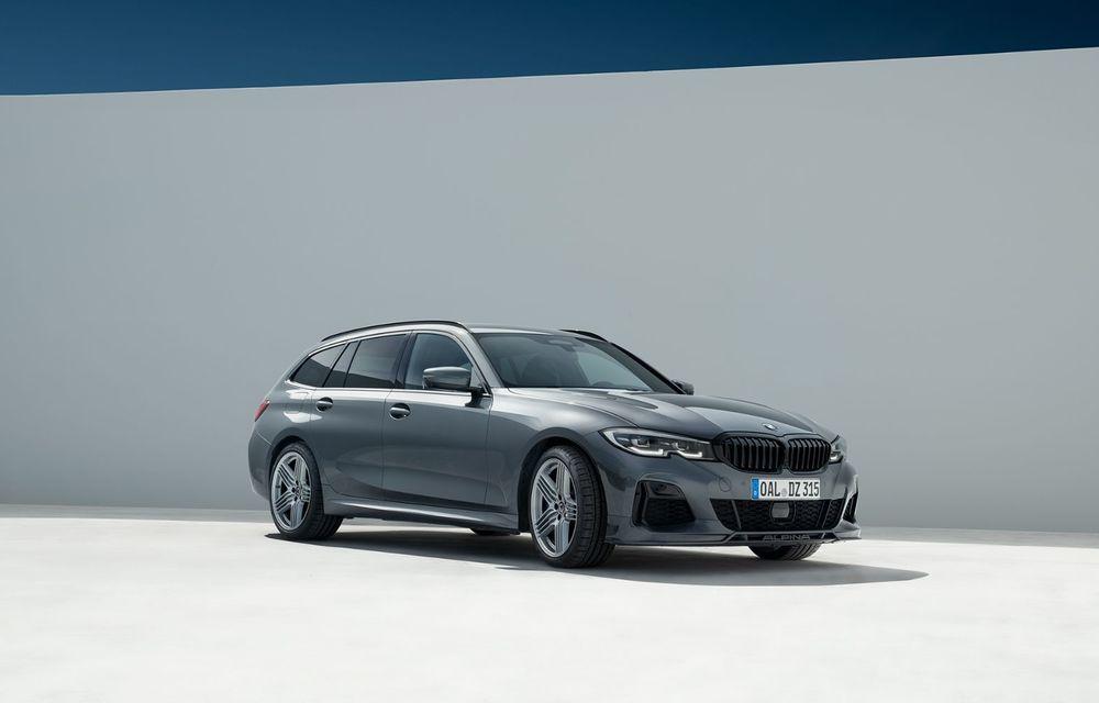 Alpina lansează noul D3 S: motor diesel de 3.0 litri cu 355 de cai putere și 730 Nm - Poza 14
